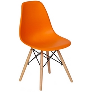 Стул Secret De Maison CINDY (EAMES) (mod. 001), цвет: orange