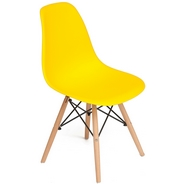 Стул Secret De Maison CINDY (EAMES) (mod. 001), цвет: yellow